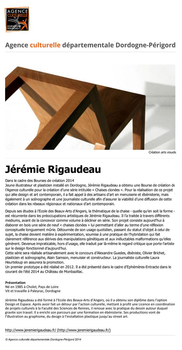 Agence culturelle DordogneDV