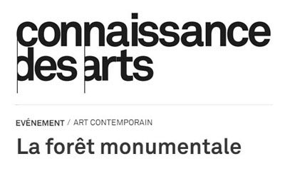 22/09/19_ Connaissance des Arts